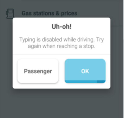 waze warning