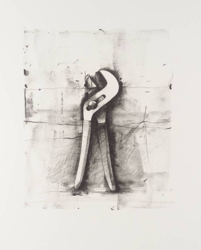 "Jim Dine, 1973, ""No Title"""
