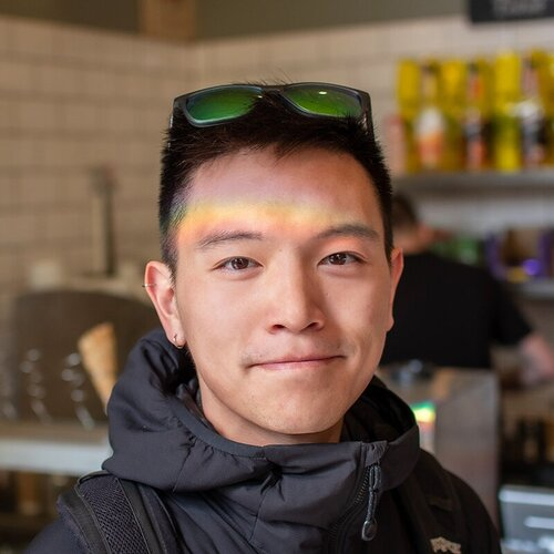 Photo of Calvin Liang
