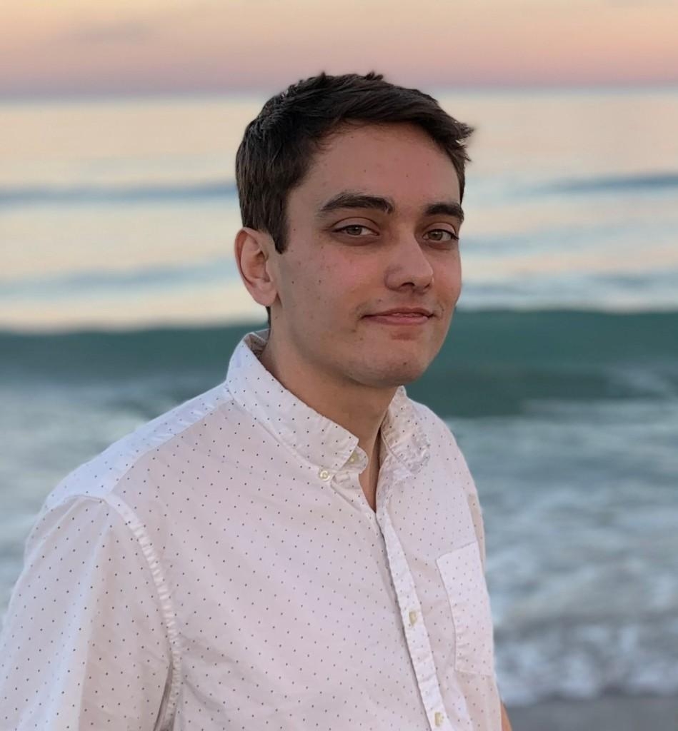 Photo of Benjamin Ale-Ebrahim